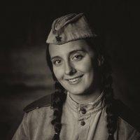 Улыбка :: Вячеслав Побединский