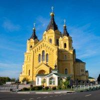 Собор Александра Невского в Нижнем Новгороде :: Роман никандров