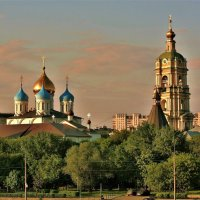 Новоспасский монастырь. :: галина