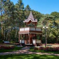 Кисловодский национальный парк отдыха :: Николай Николенко