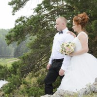 свадебная прогулка :: Ольга Русакова