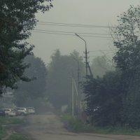 Туман упал на город- бегом снимать..** :: Виктор Грузнов