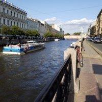 Петербург.Набережная реки Мойки. :: Жанна Викторовна