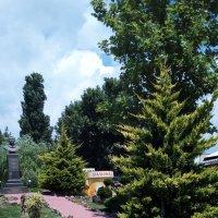 Архипо-Осиповка Набережная Памятник Ю.Гагарину :: Надежда
