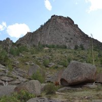 Хочу в горы...Баян  Аула...Воздух гор,сосновый аромат,молоко с горечью полыни... :: Хлопонин Андрей Хлопонин Андрей