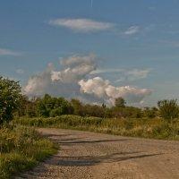 Дорога в облака :: Ольга Винницкая (Olenka)