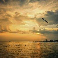 На море ничего нельзя знать наперед — ни-че-го! (Агата Кристи) :: Александр Бойко