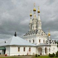 Церковь Одигитрии Смоленской (новый ракурс). :: Милешкин Владимир Алексеевич