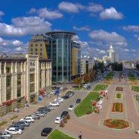 главная улица г. Саранск :: Георгий А