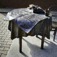 Памятник газете :: Андрей Николаевич Незнанов