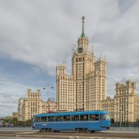 Прогулки по Москве. :: Edward J.Berelet