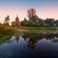 Сентябрь на Вольге ... :: Roman Lunin