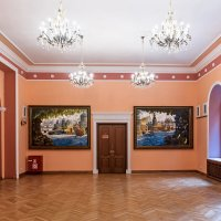 """..картинная галерея /посёлок """"Сосны"""" 2019 :: Pasha Zhidkov"""