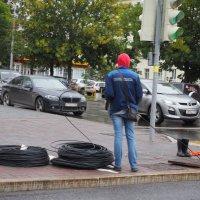Человек в городе. :: Ильсияр Шакирова