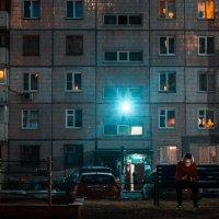 Ночной Кемерово :: под пыльным небом