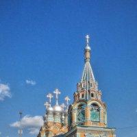 Храм святителя Григория Неокесарийского в Дербицах :: anderson2706