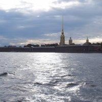 Холодные воды Невы :: Евгений Седов