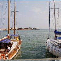 Ялта , яхты :: Виктор Наливайко