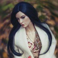 Осенний портрет :: Алиса Колмагорова