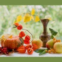 Рыжая осень-2 :: Лидия Суюрова