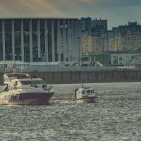 На реке.. :: Александр Зотов
