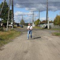 На этих улицах Он рос... :: Александр Широнин