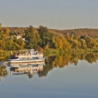 Не уплывай кораблик в осень ... :: Ольга Винницкая (Olenka)