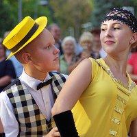 танцоры :: юрий иванов