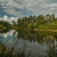 Река Иркут. Август. :: Rafael