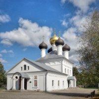 Троицкая церковь в Завидове :: anderson2706