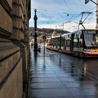Пражский трамвай :: Eugene *