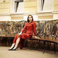 В раздумьях... :: Андрей Головкин
