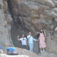 Свадебное восхождение..В горах Ауле тау... :: Хлопонин Андрей Хлопонин Андрей