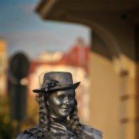 Живая статуэтка :: Алексей Головин