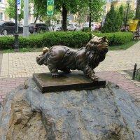 Памятник коту Пантюше, г. Киев :: Tamara *
