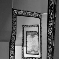 Рамка для картины...(лестница..). :: Elena Ророva