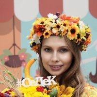 В осень нарядилась :: Александр Бабаев