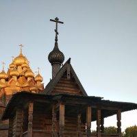 Усадьба Богословка :: Алексей Чумаков