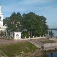 Усть-Ижора :: Алексей Чумаков