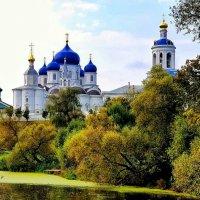 Боголюбский монастырь :: Сергей Беличев
