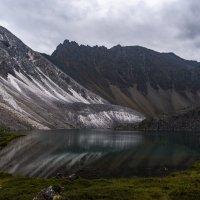 озеро Перевальное, практически недоступное людям :: Ларико Ильющенко