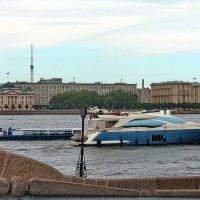 На реке,на Неве. :: Liliya Kharlamova