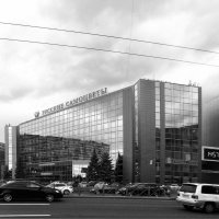 Площадь Фаберже и здание фабрики :: Фотогруппа Весна - Вера, Саша, Натан