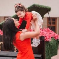 мама и дочь :: Ольга Адаменко