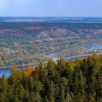 Вид с горы Стрельная :: Алексей Головин