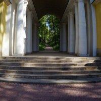 Павильон Миловида :: Игорь Белоногов