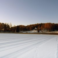 Карелия зимой :: Vyacheslav Gordeev