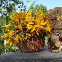 Желаю всем приятной, теплой и счастливой осени!!!! :: Валентина Гундарева
