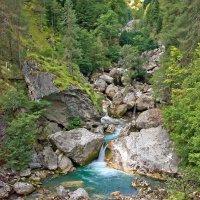 Абхазия. Водопад на реке Гега. :: Денис Масленников