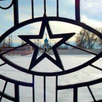 Всевидящее око... :: ЛЮБОВЬ ВИТТ